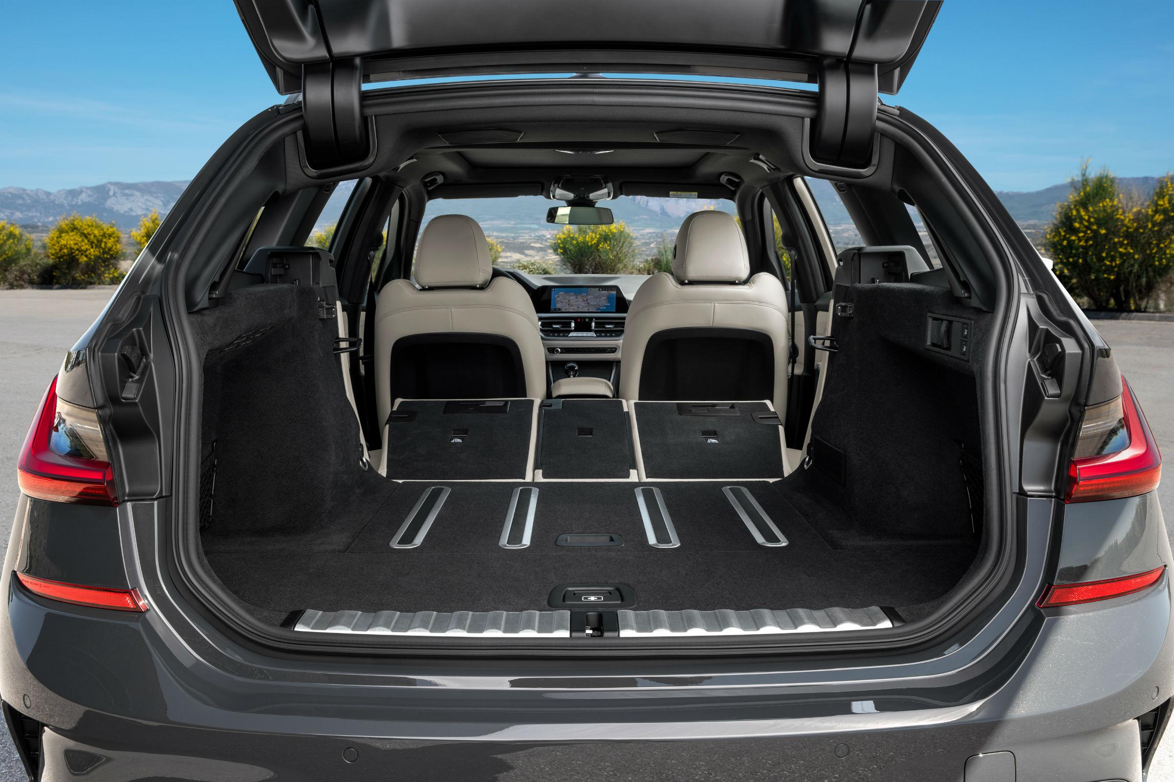 BMW 3 Touring ceny