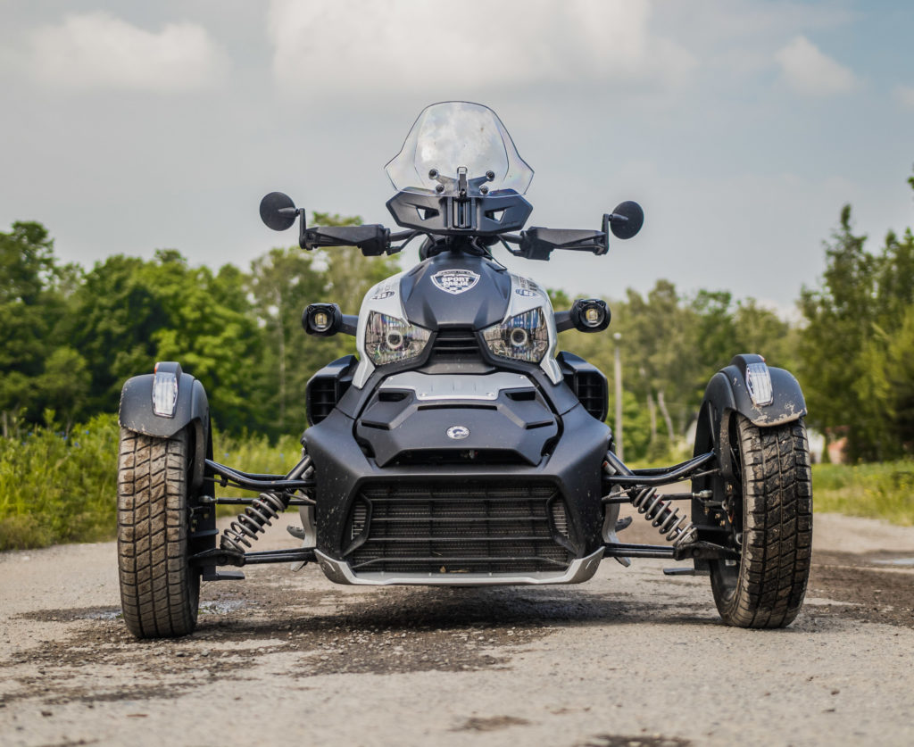 Can-Am Ryker opinie
