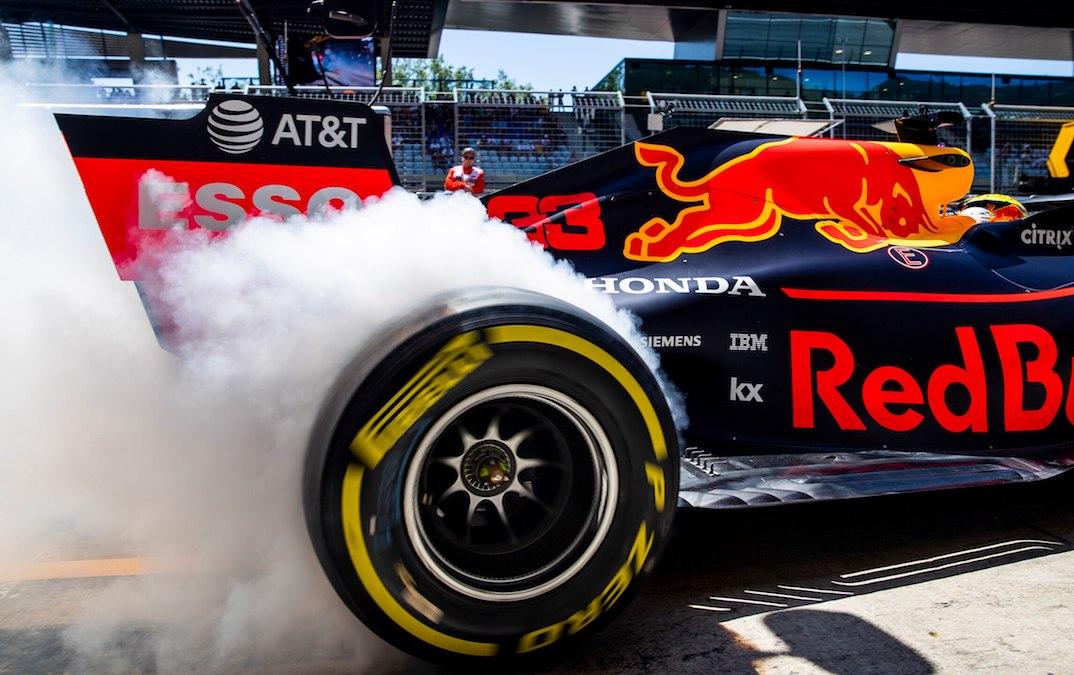Max Verstappen RedBull Racing GP Austrii Formuła 1