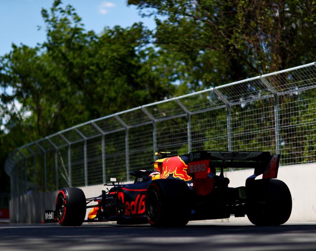 GP Kanady Red Bull F1 Verstappen