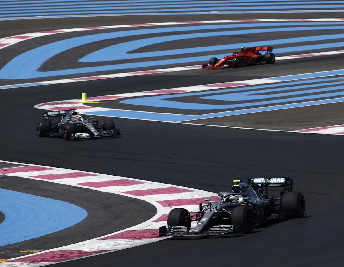 GP Francji tor Paul Ricard