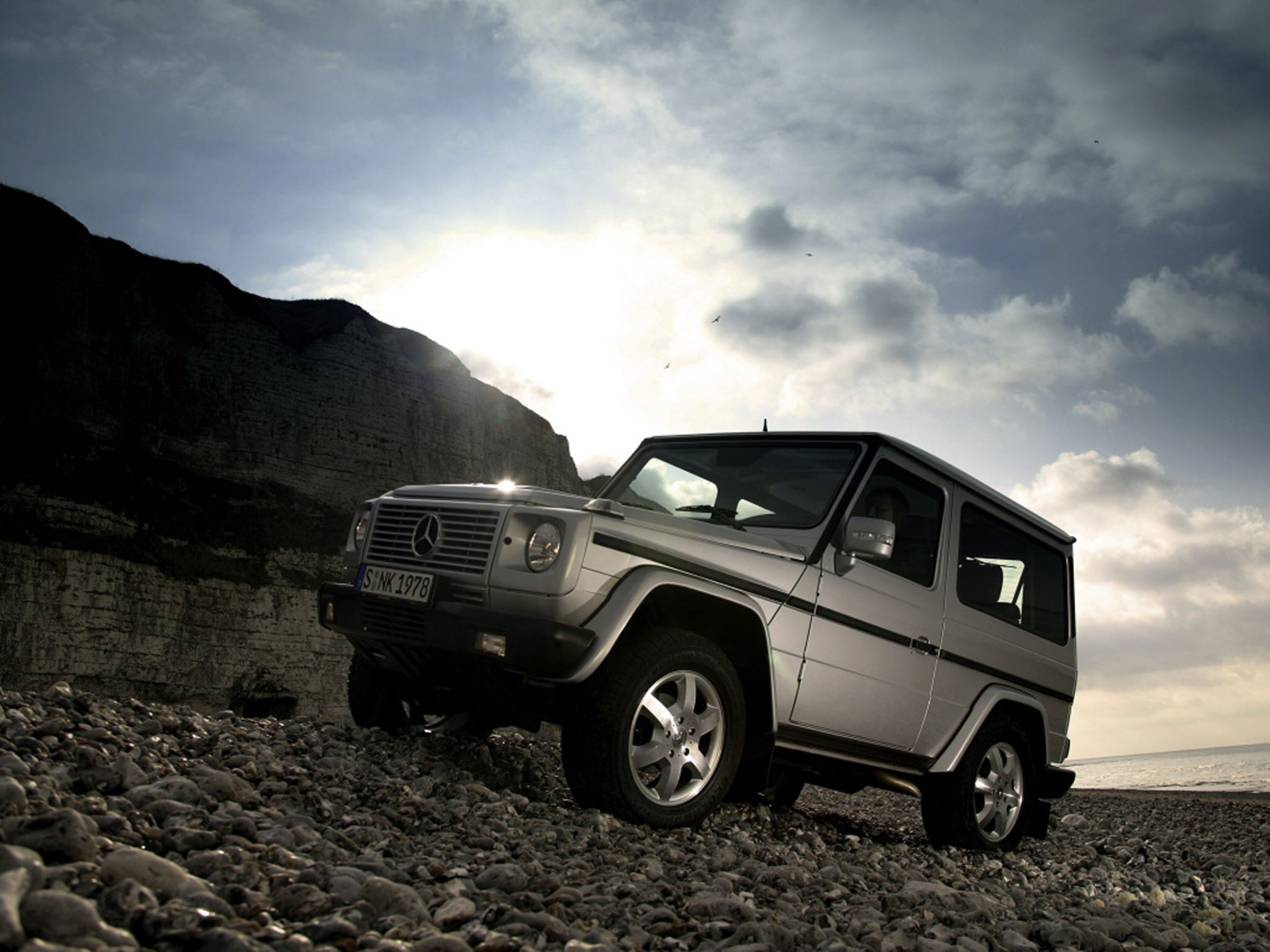 40 lat Mercedesa G