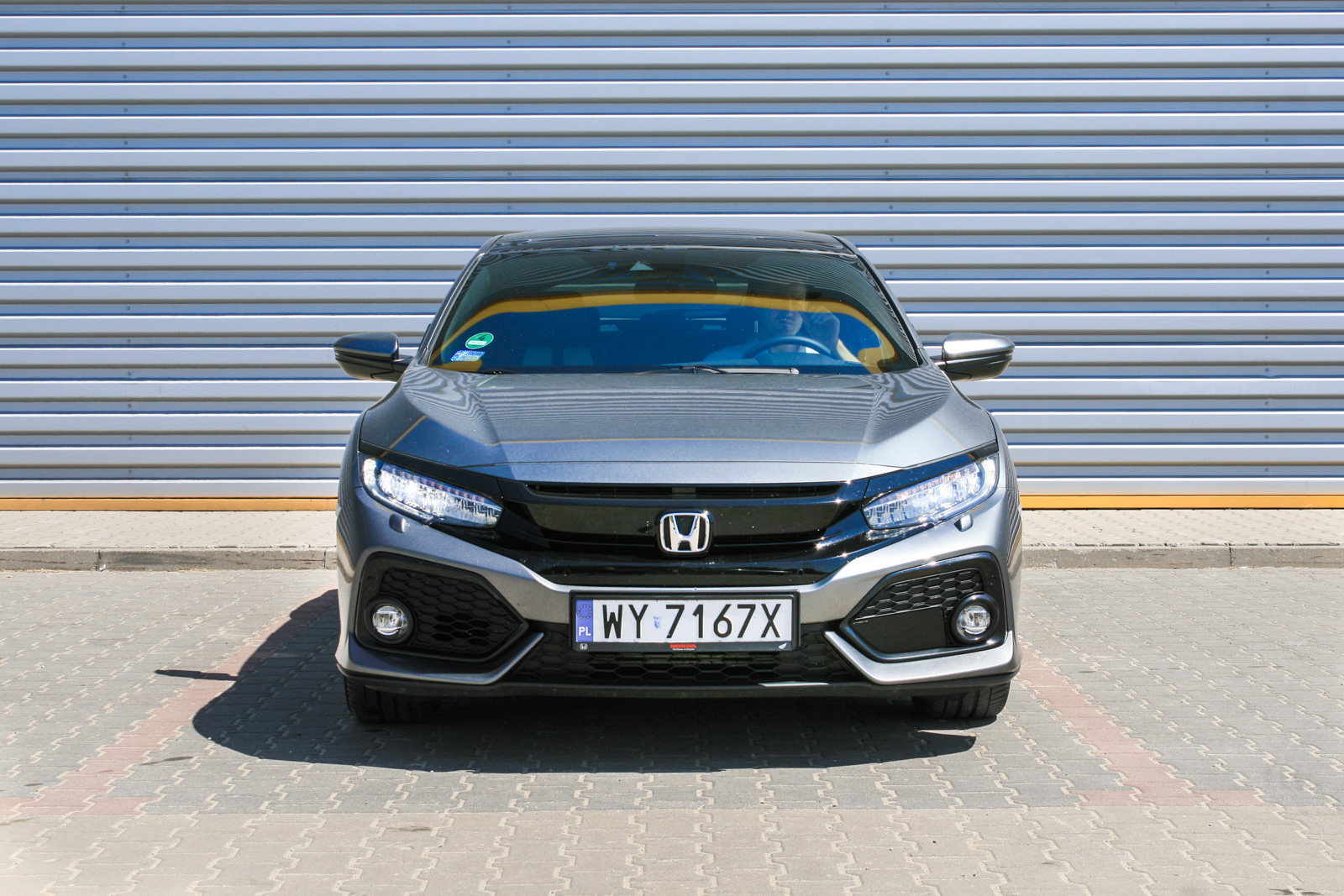 Honda Civic 1.0 turbo