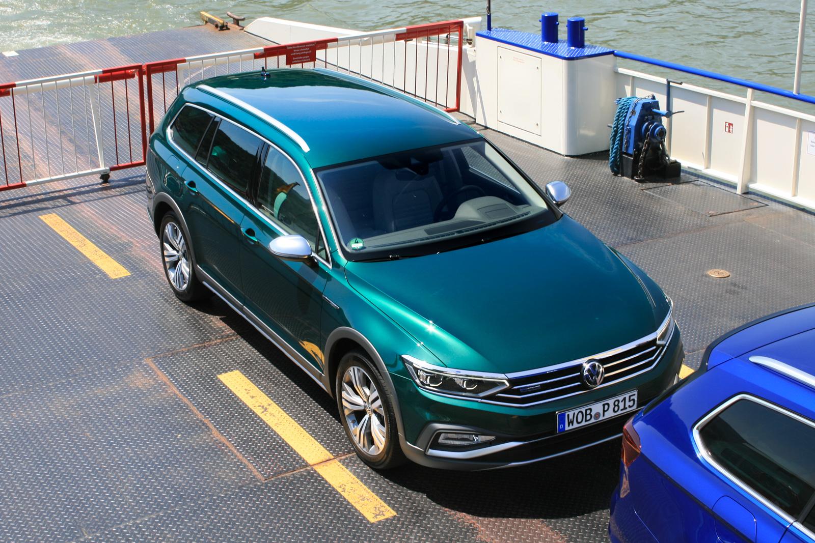 Volkswagen Passat lifting
