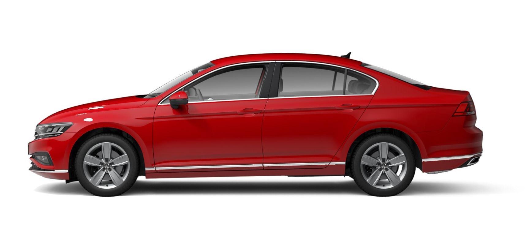 Volkswagen Passat lifting ceny