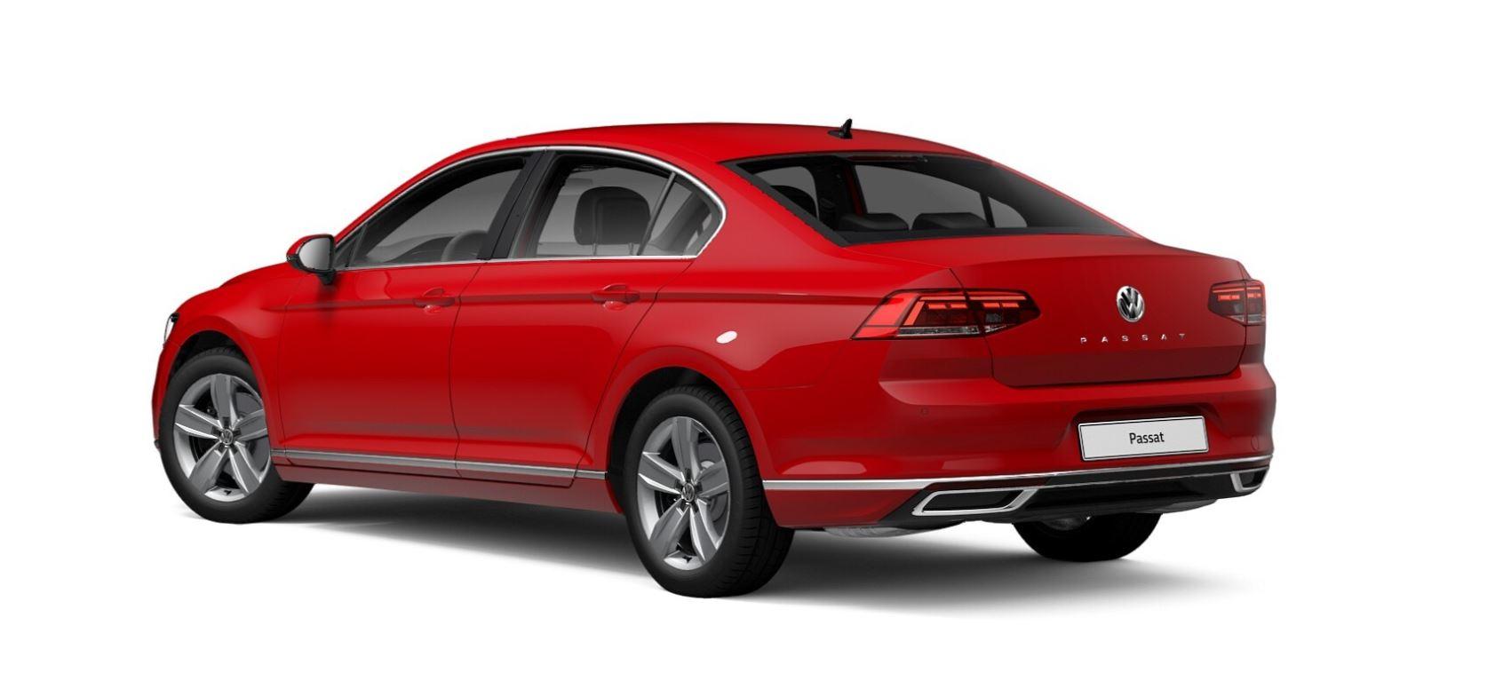VW Passat lifting 2019