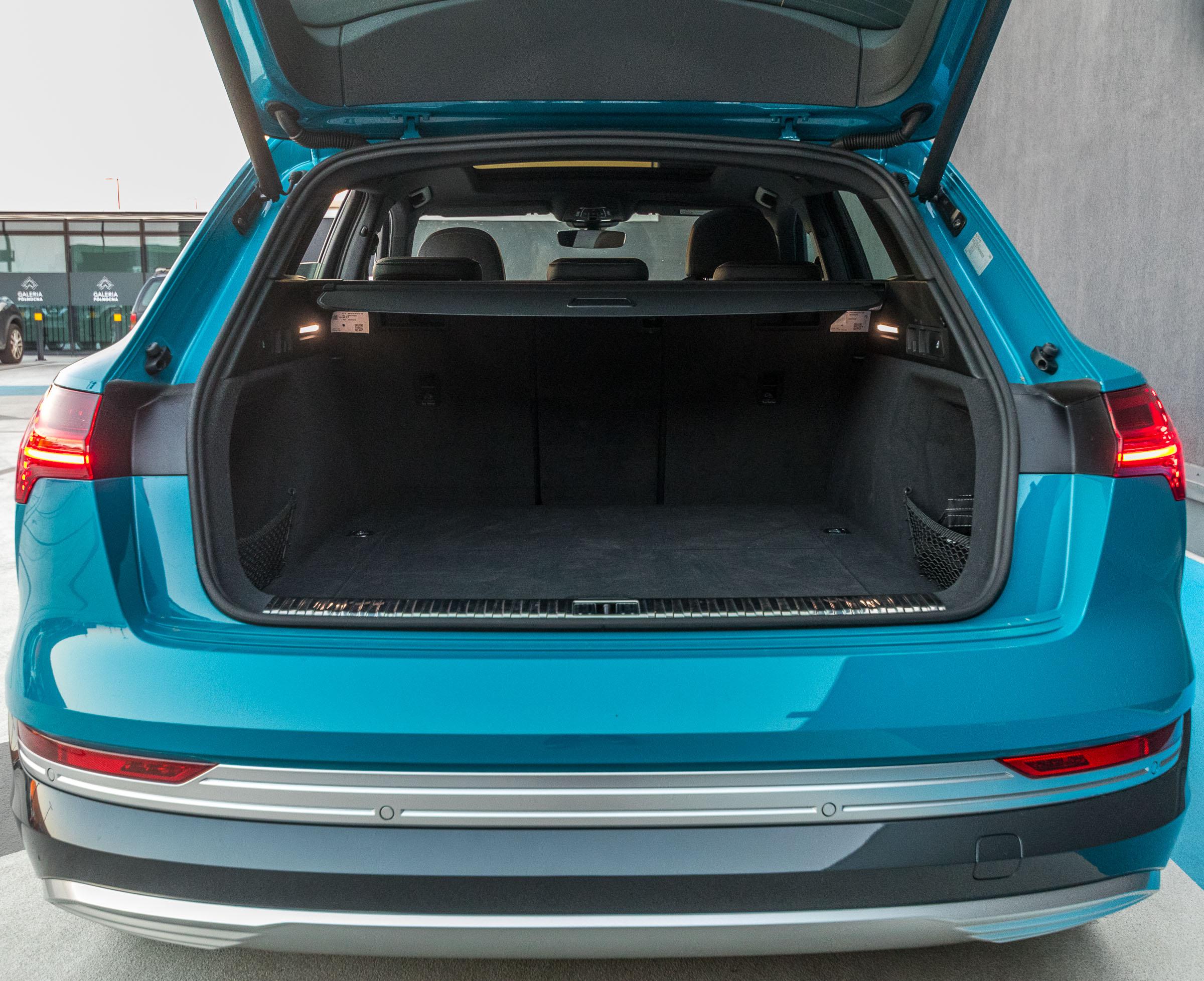 Audi e-tron test Polska