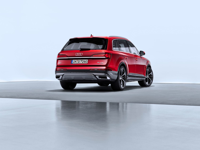 Audi Q7 lifting 2019