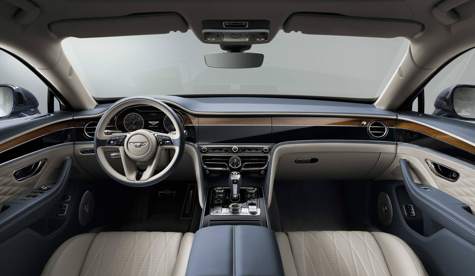bentley continental flying spur 2019