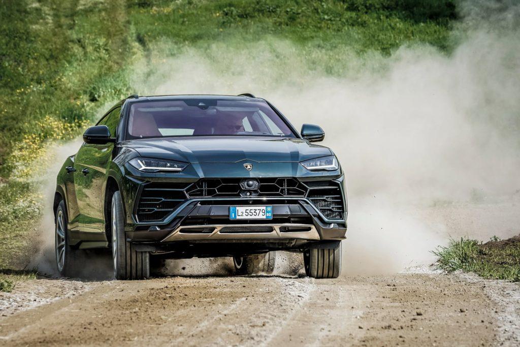 Audi SQ8 TDI moc