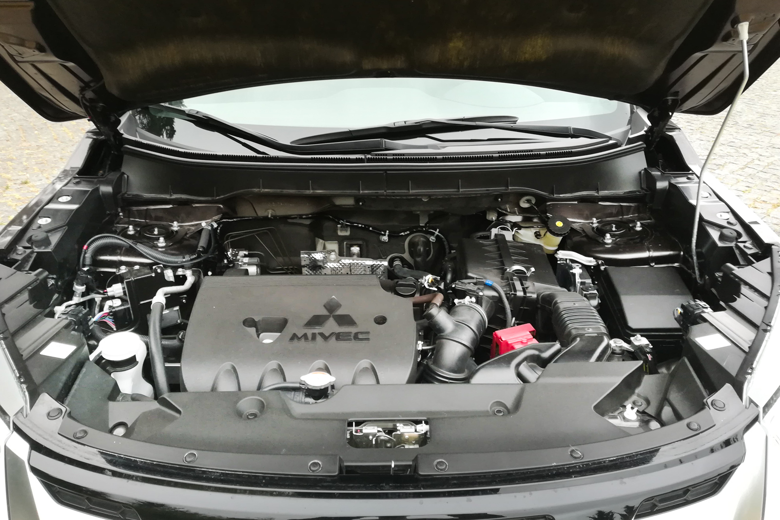 Mitsubishi ASX 2019 lifting