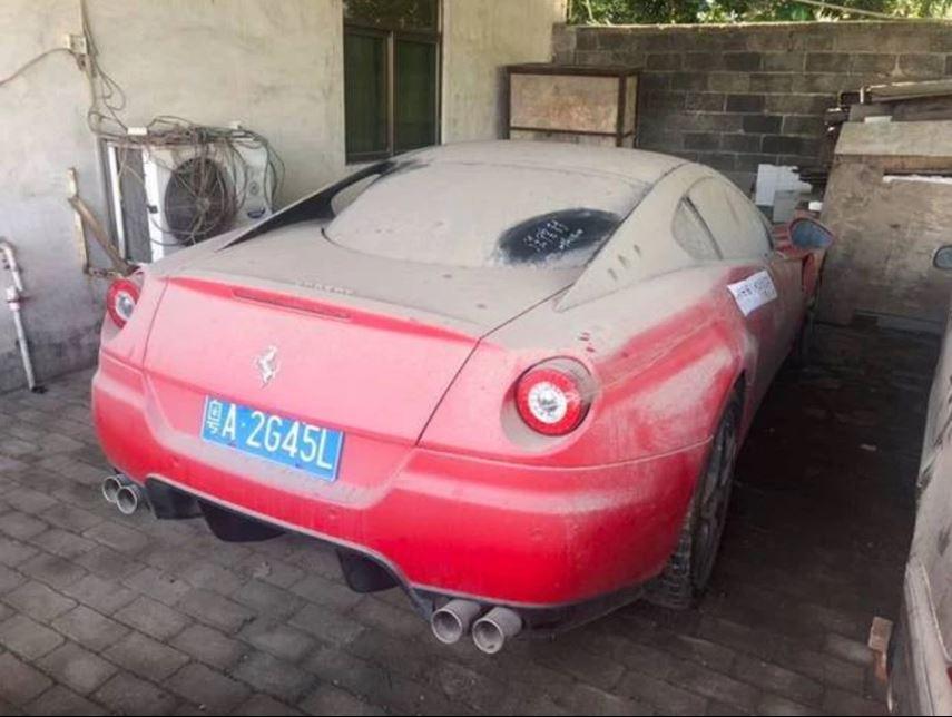 najtańsze Ferrari na sprzedaż