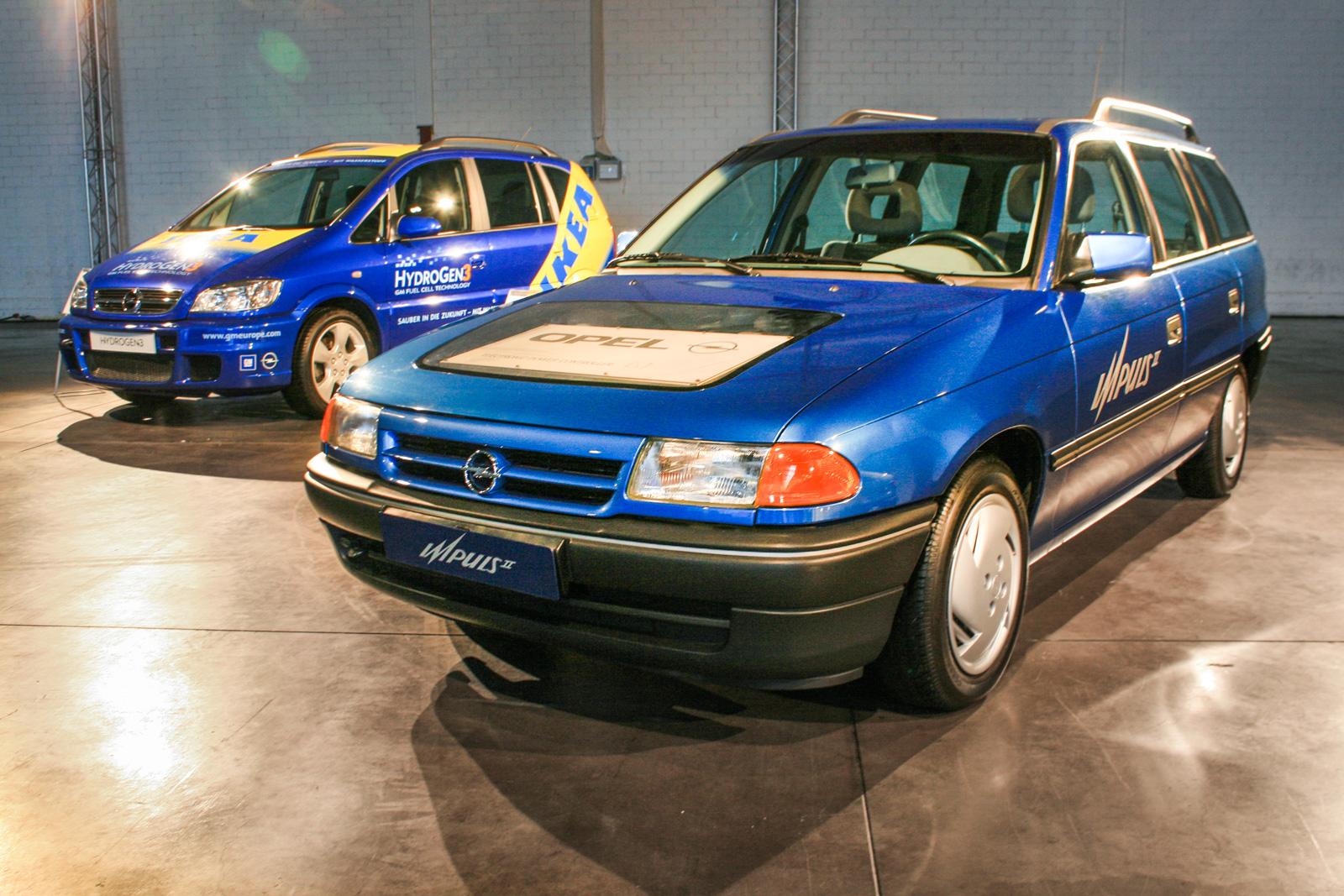Opel Astra elektryczny