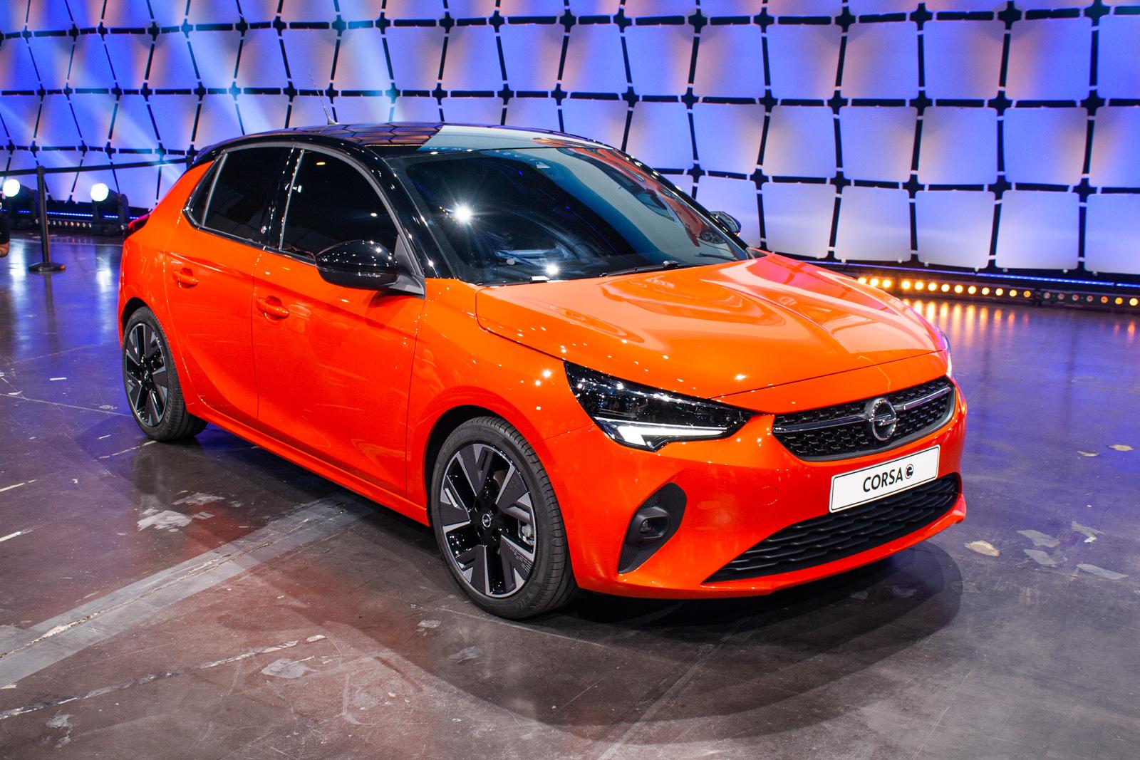 nowy Opel Corsa 2020