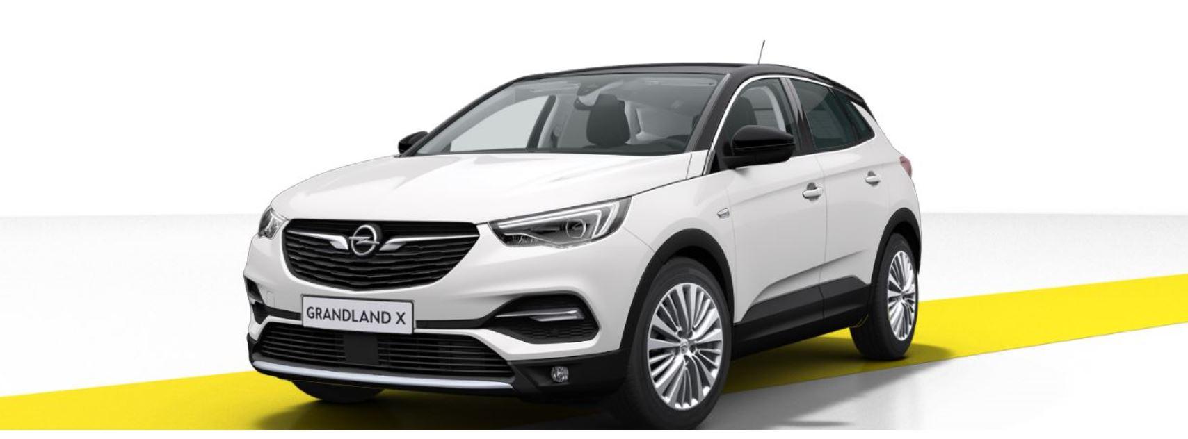 Opel Grandland X ceny
