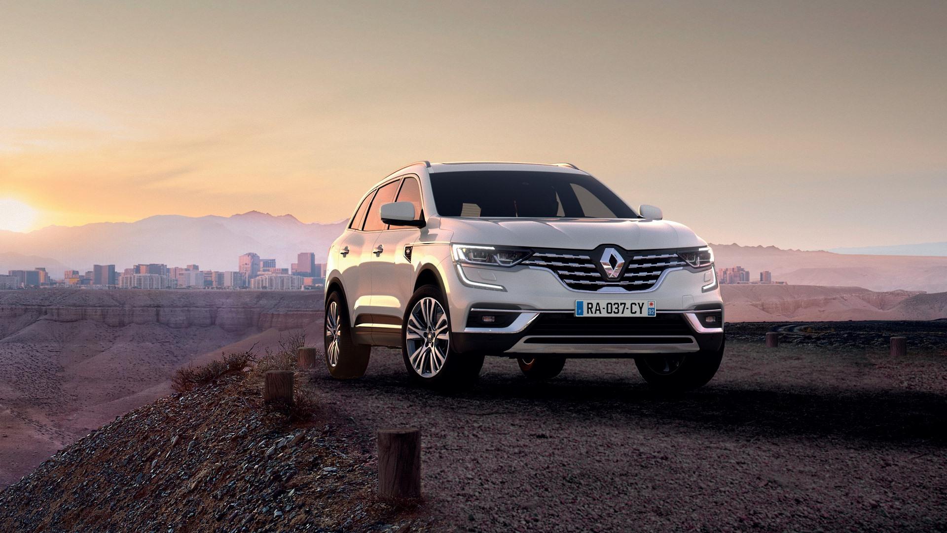 Renault Koleos lifting 2019