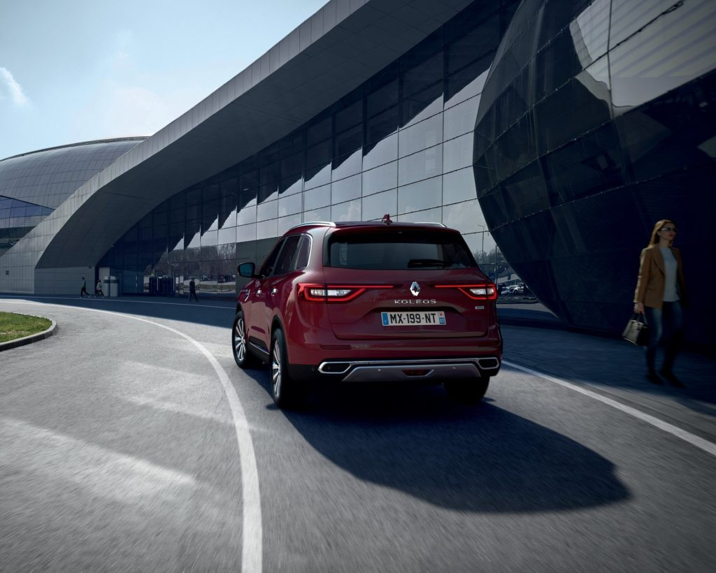 Renault Koleos lifting 2019