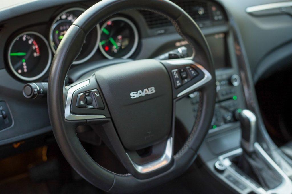Saab 9-4X na sprzedaż
