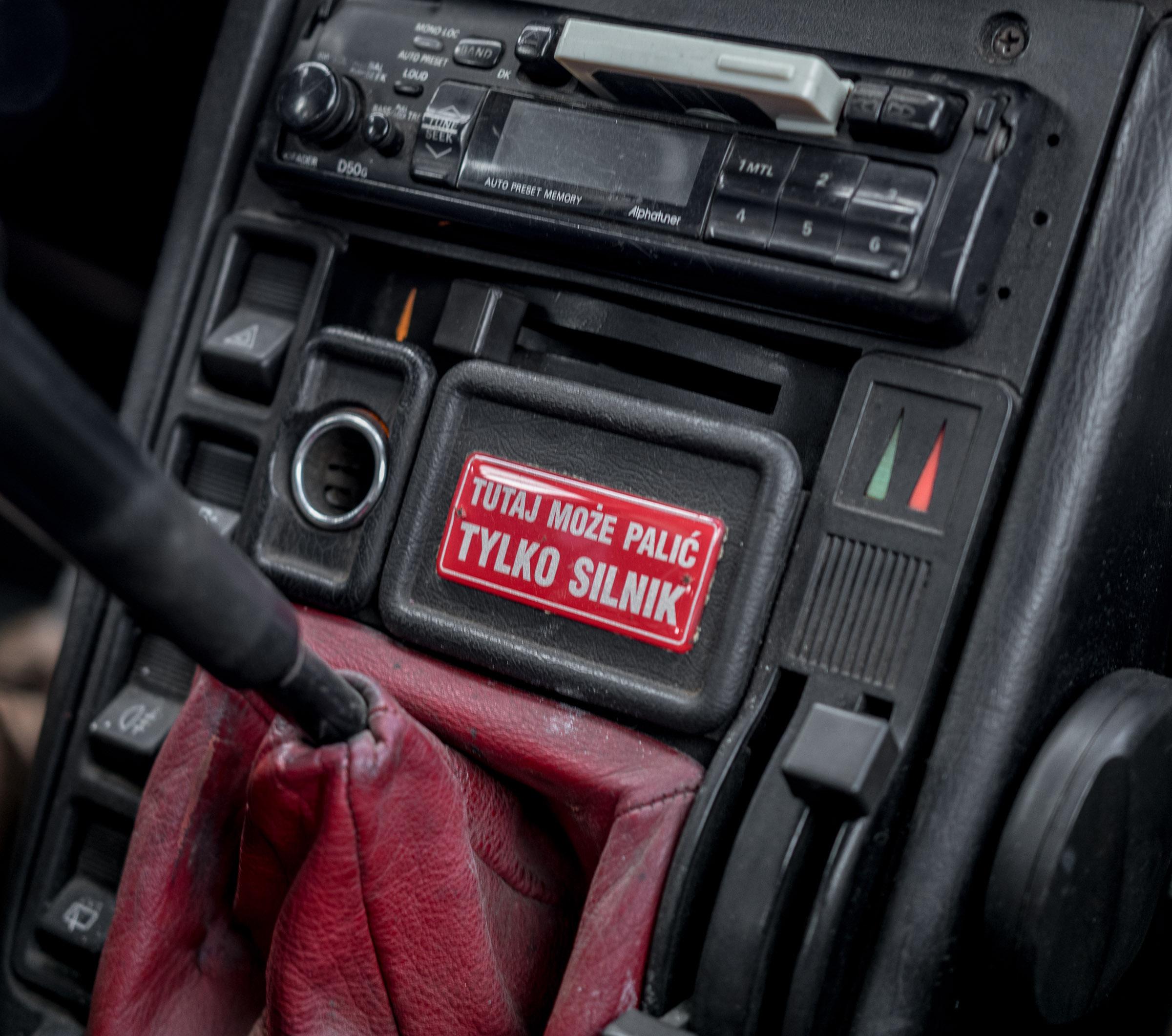 samochód sam dokumenty