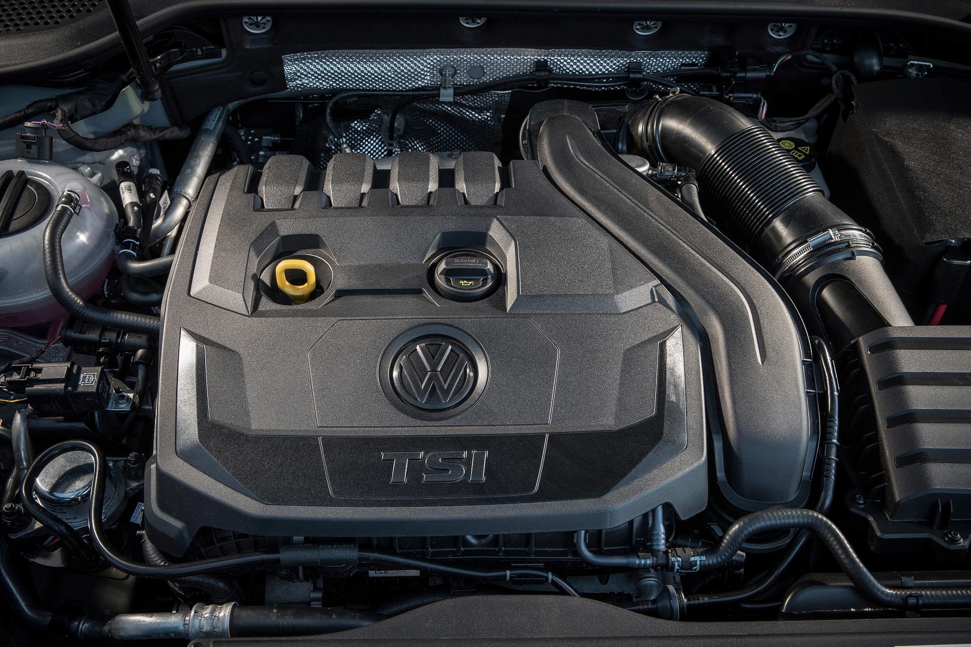 Volkswagen 1.5 TSI problem z ruszaniem
