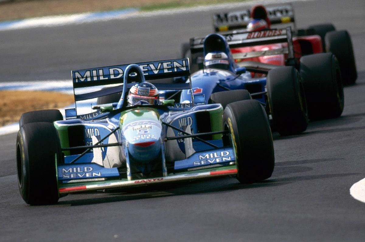 Formuła 1 1994 Benetton Schumacher