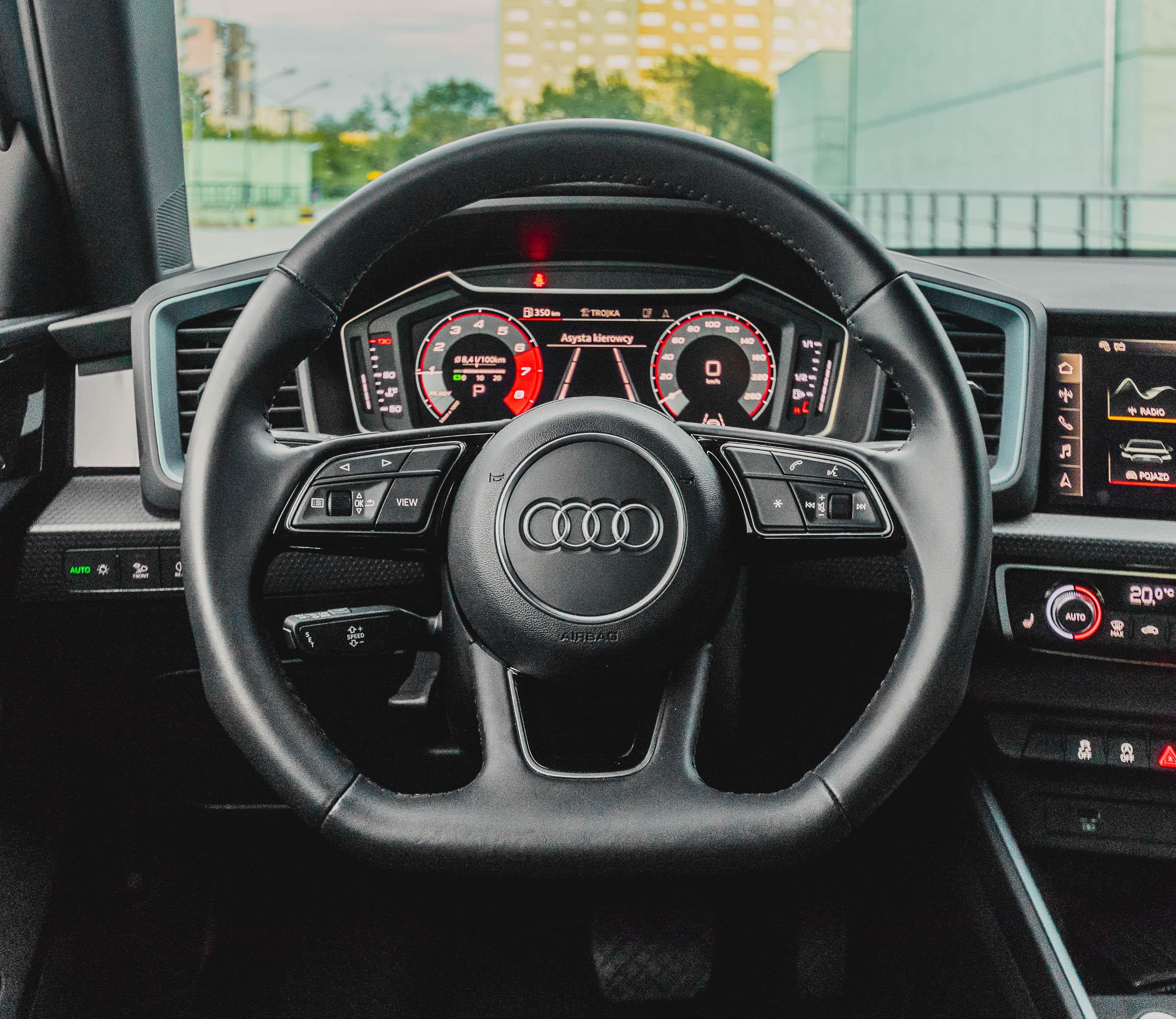 Audi A1 1.5 TFSI 2019 test