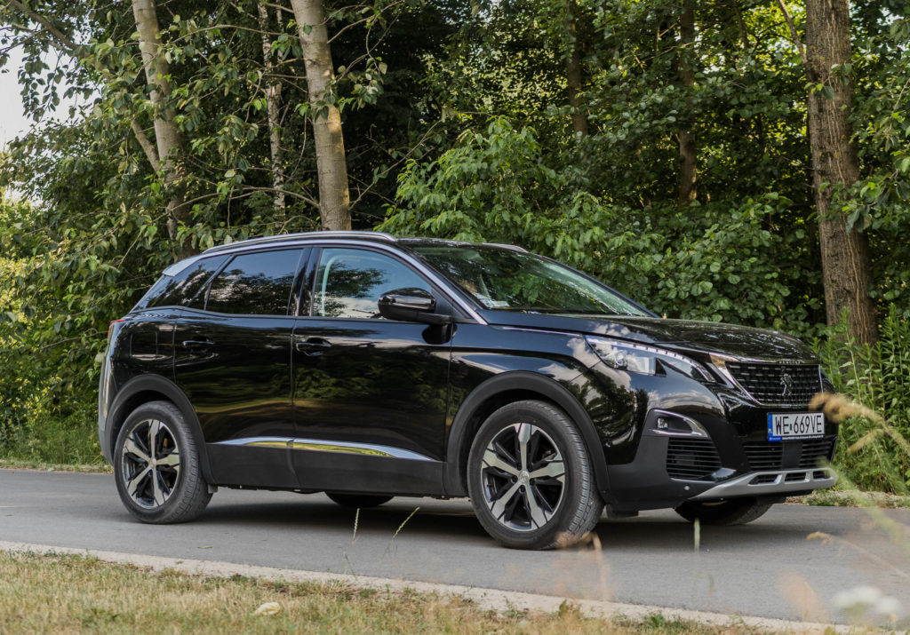 peugeot 3008 puretech opinie test