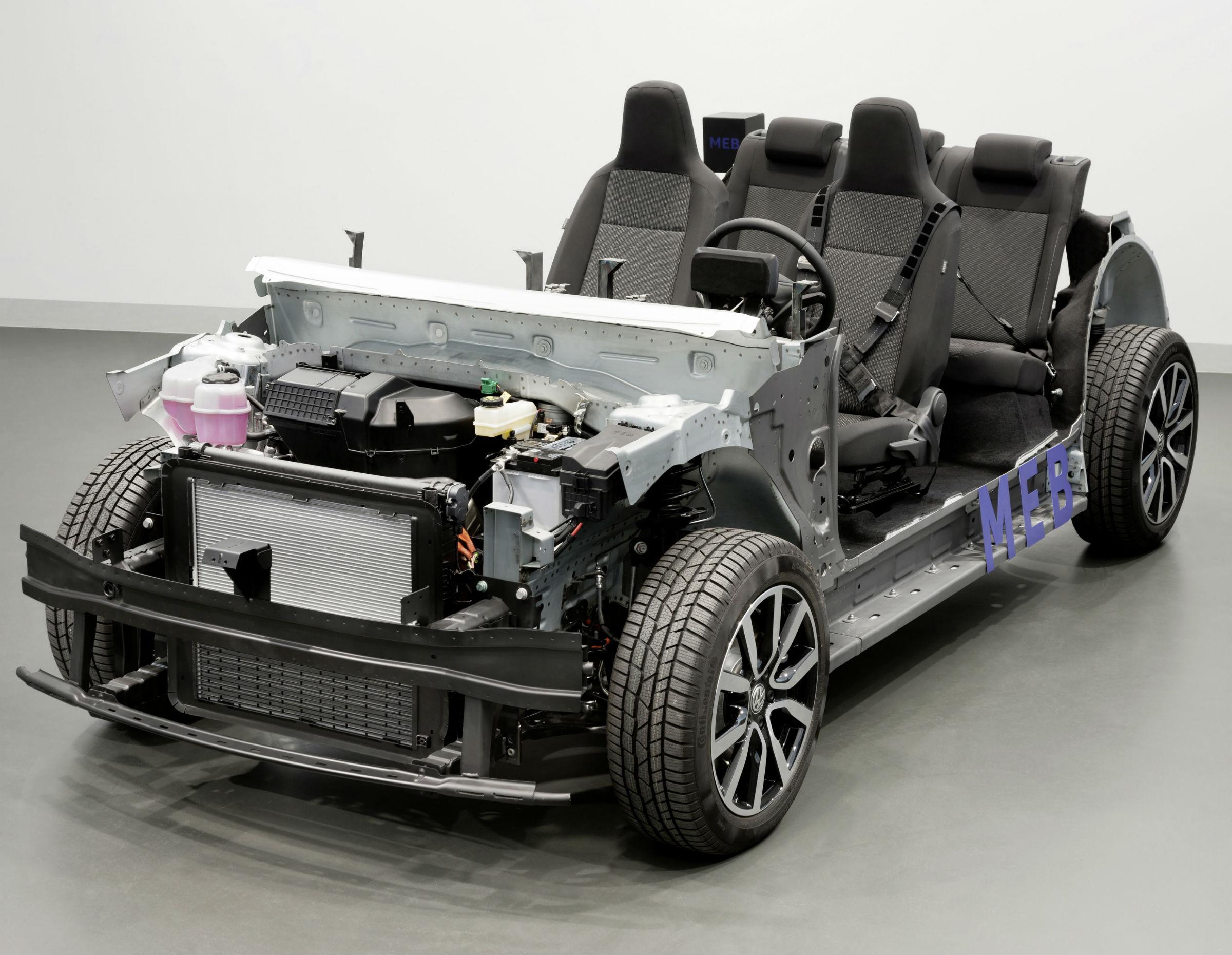 VW MEB dla Forda