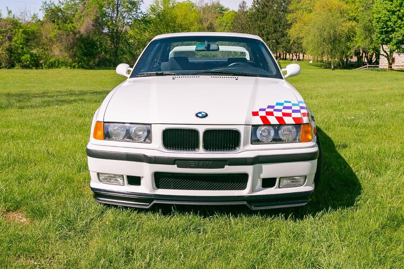 BMW M3 E36 Lightweight aukcja