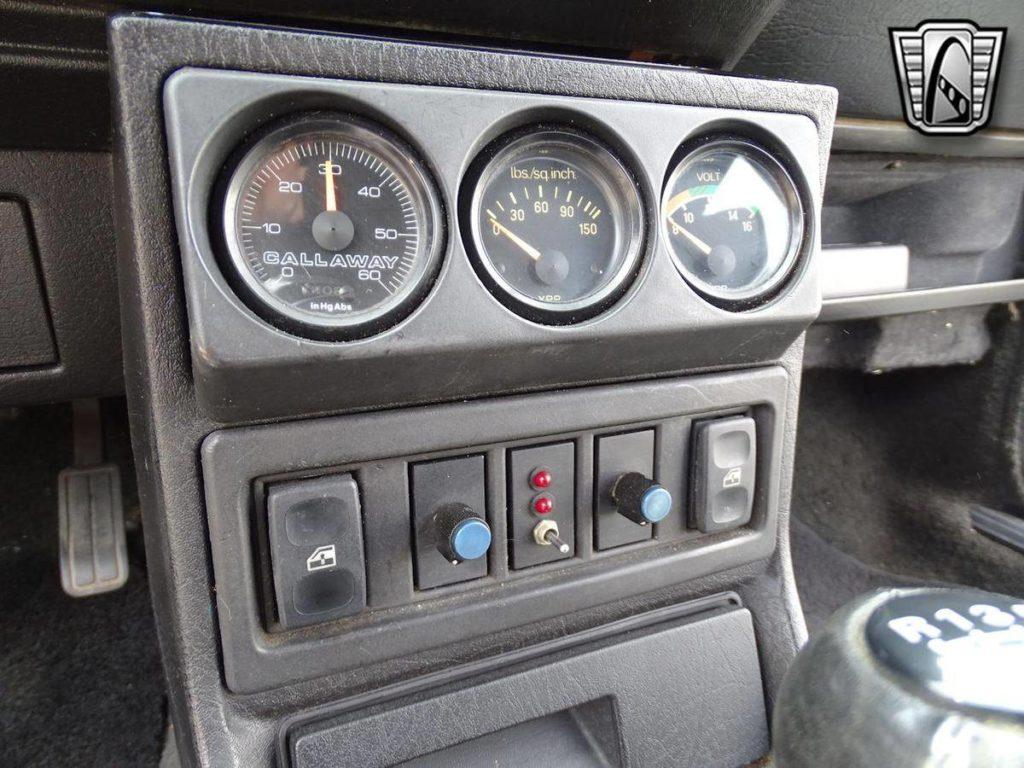 Volkswagen Golf GTI Mk2 Callaway