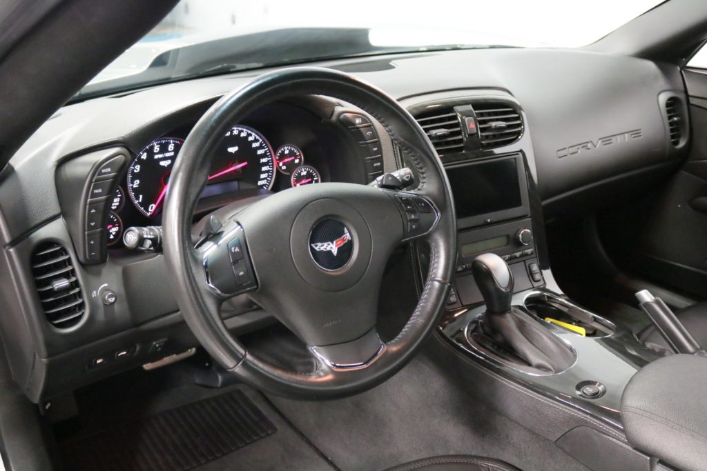 Chevrolet Corvette C6 na sprzedaż