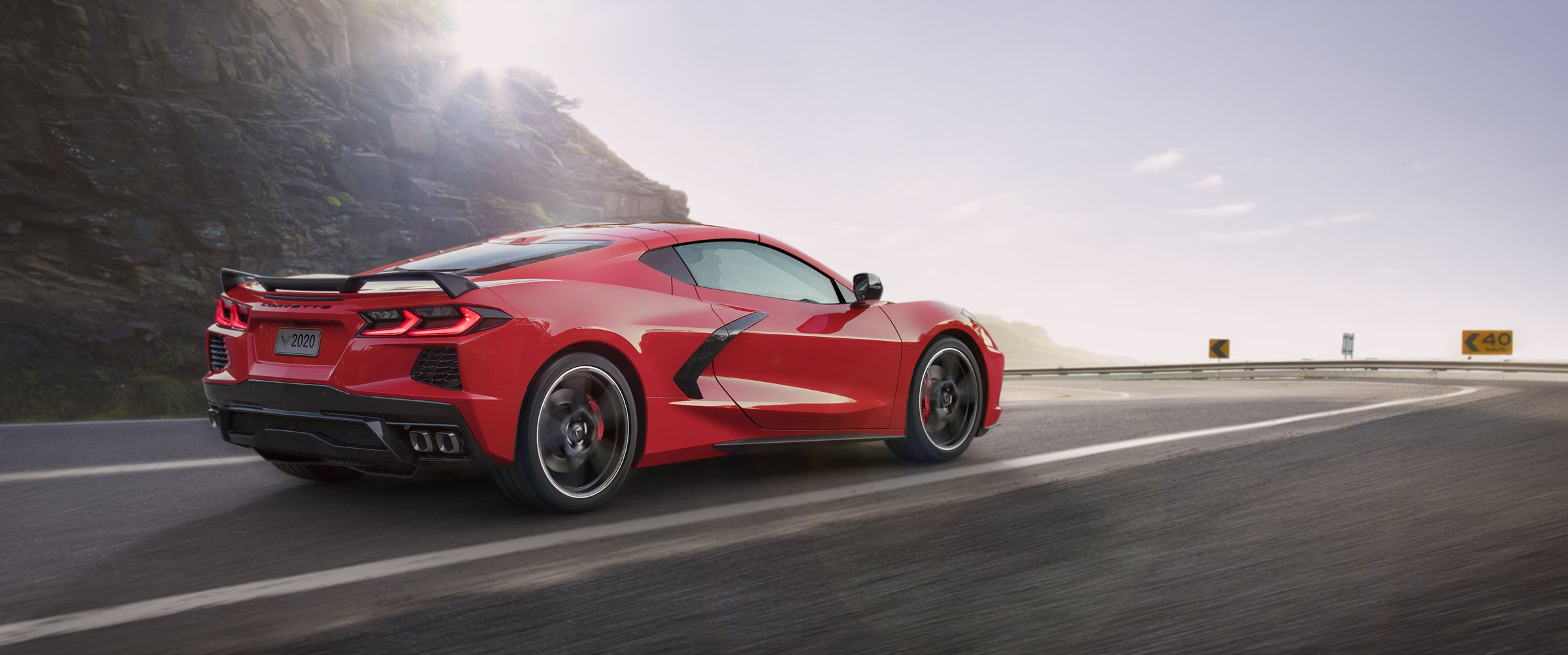 2020 Corvette C8