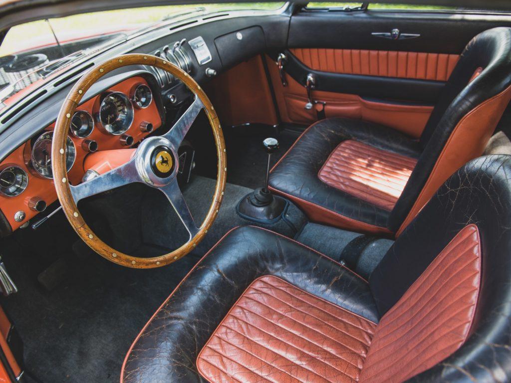 Ferrari 375 MM Ghia aukcja RM Sotheby's