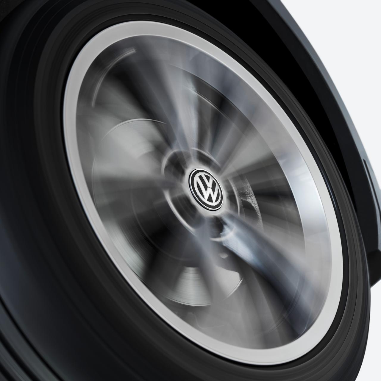 luksusowy VW