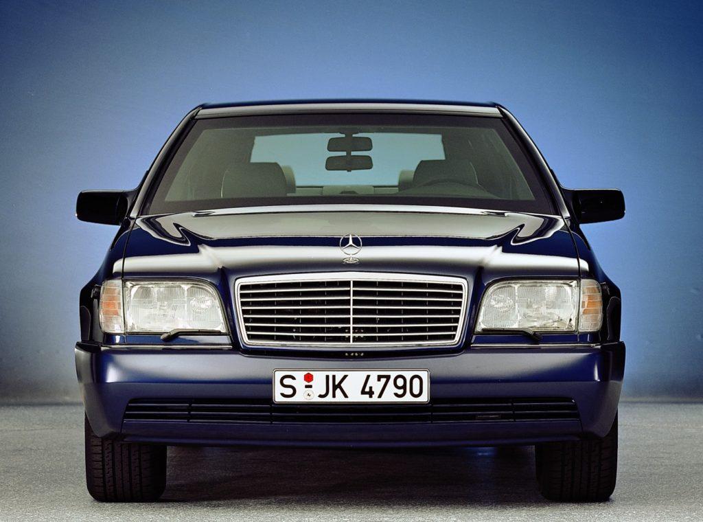 Mercedes klasy S Kim Jong Un
