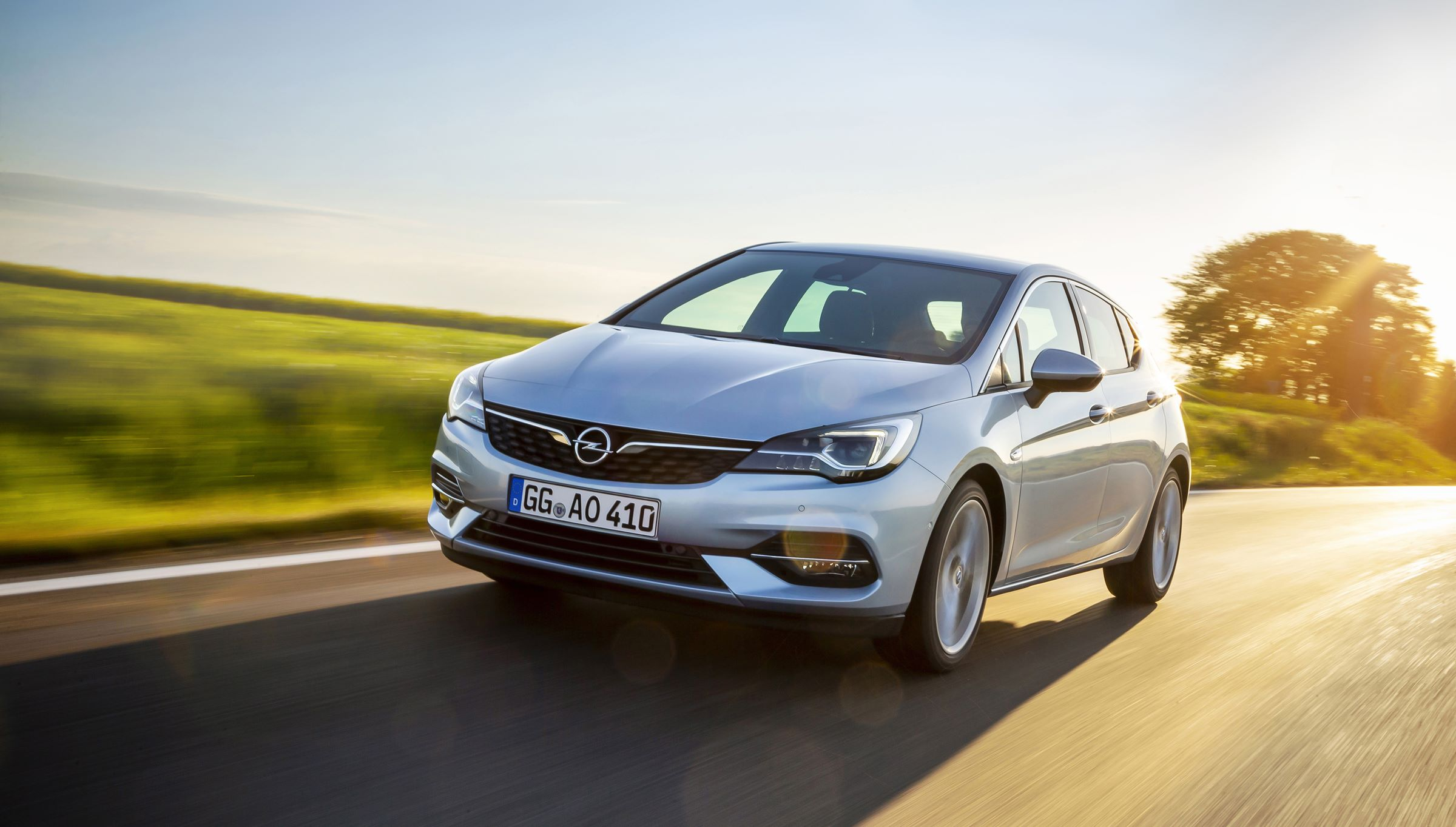 Opel Astra lifting 2019