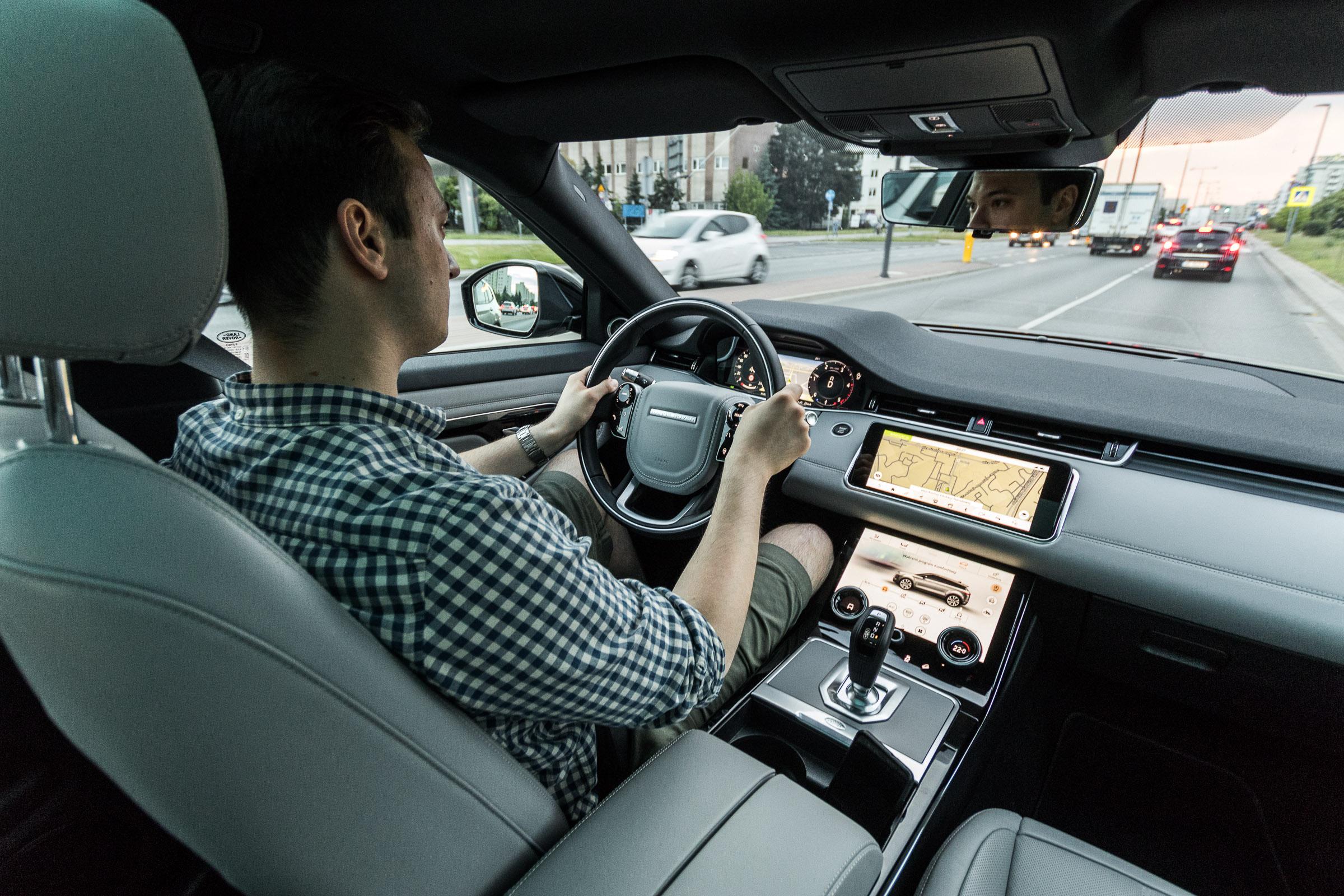 Range Rover Evoque 2019 test
