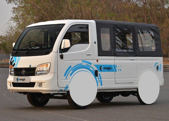 elektryczny wózek
