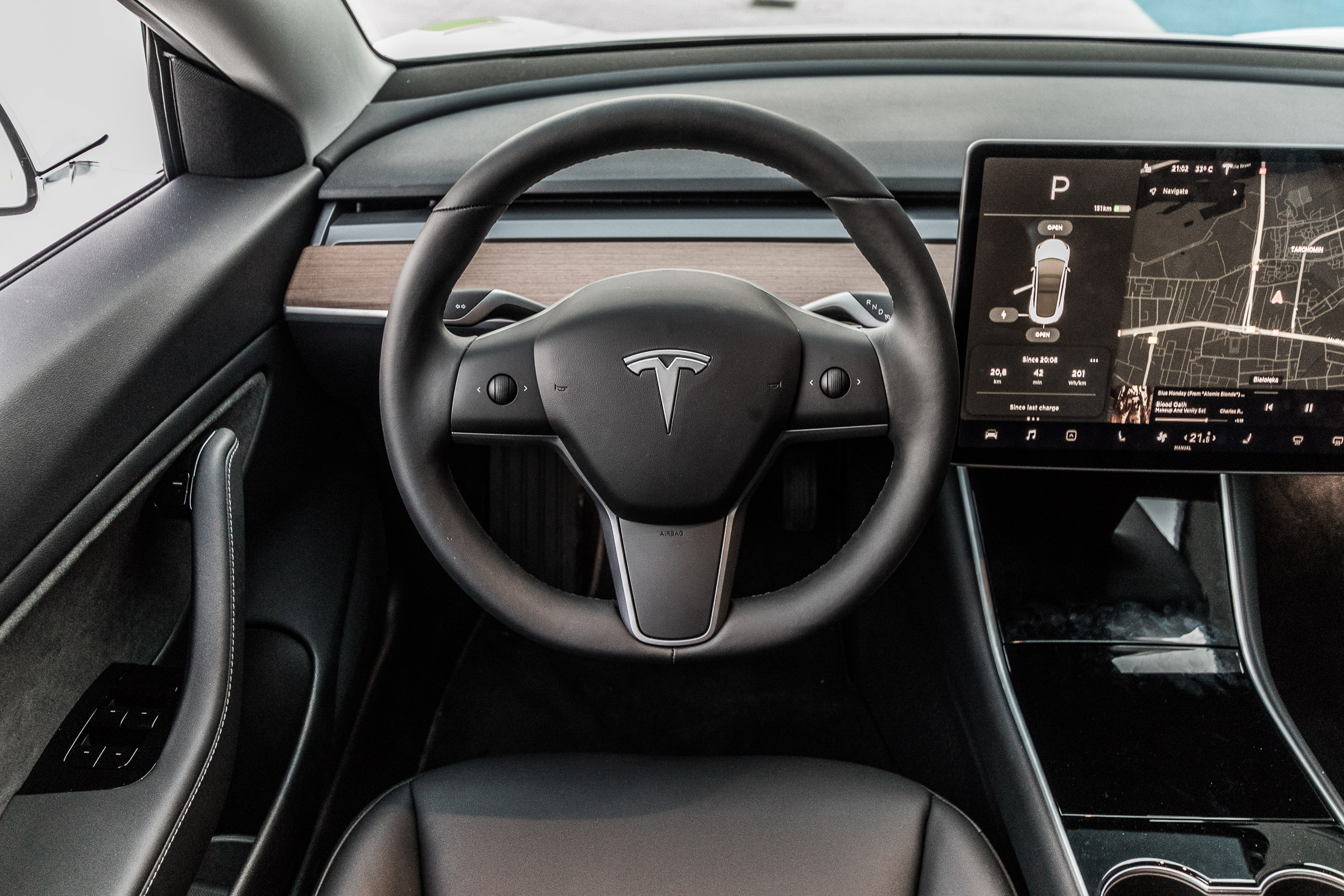 Tesla Model 3 Polska
