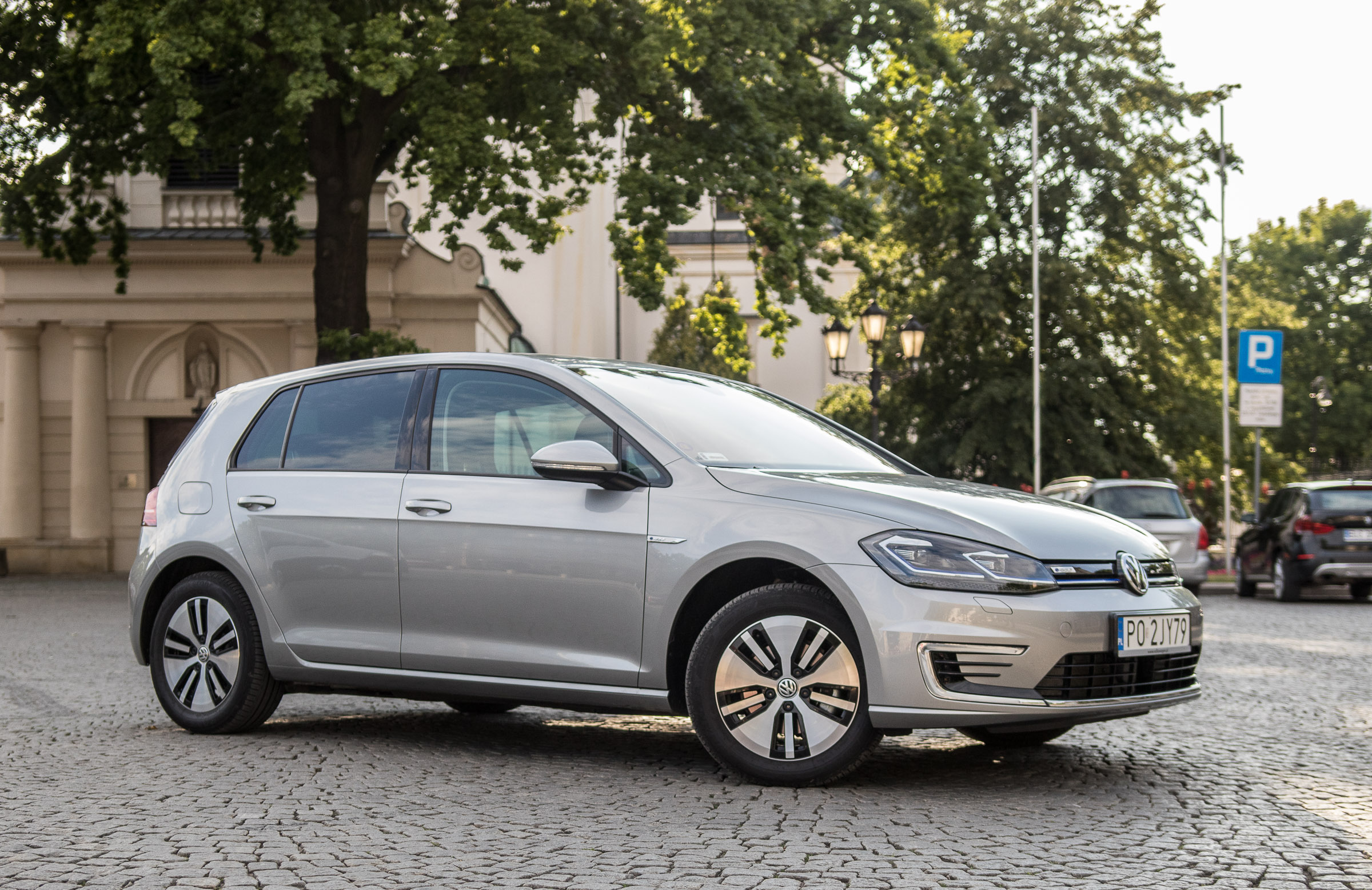 Volkswagen hybrydy