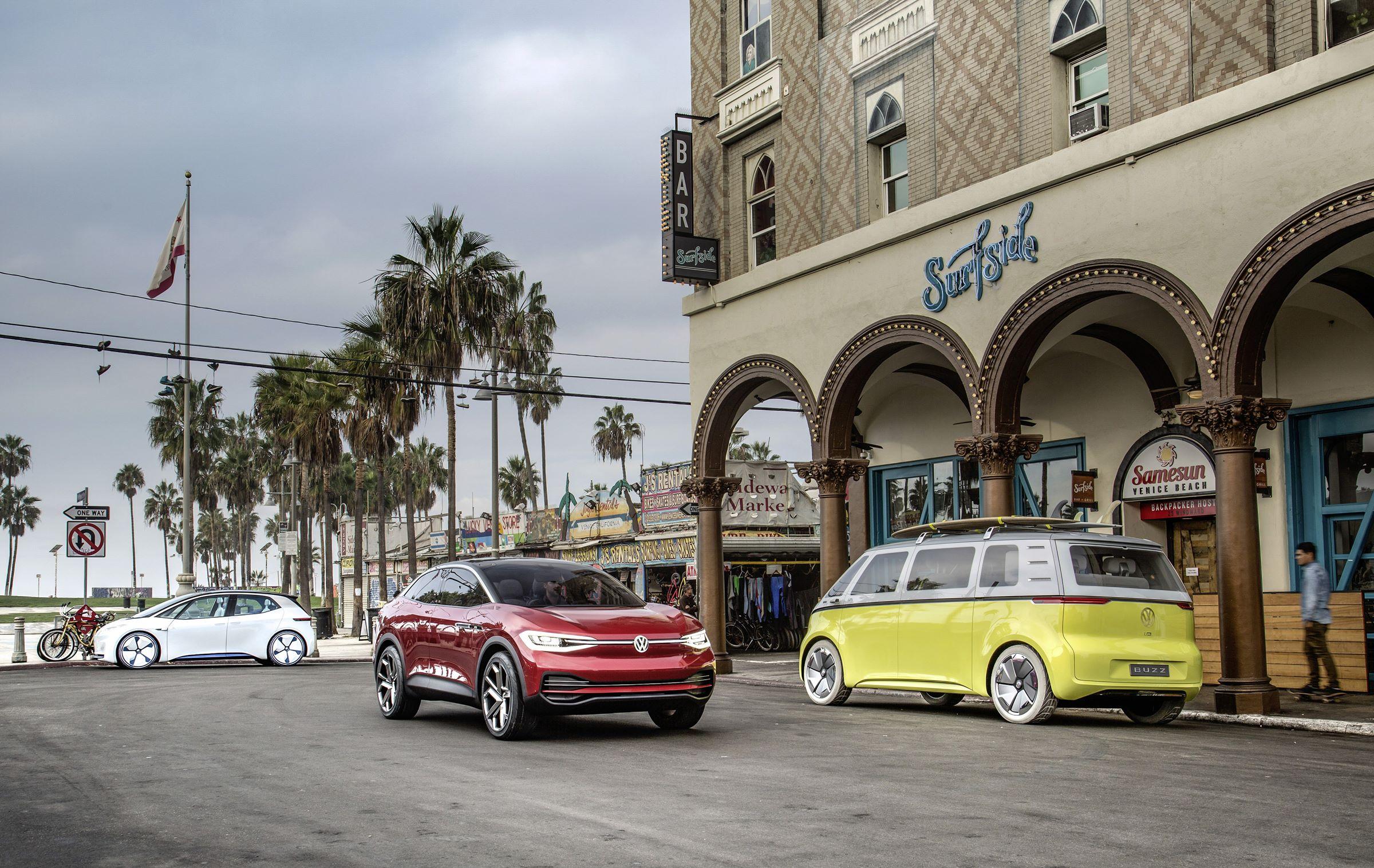 Volkswagen rodzina ID