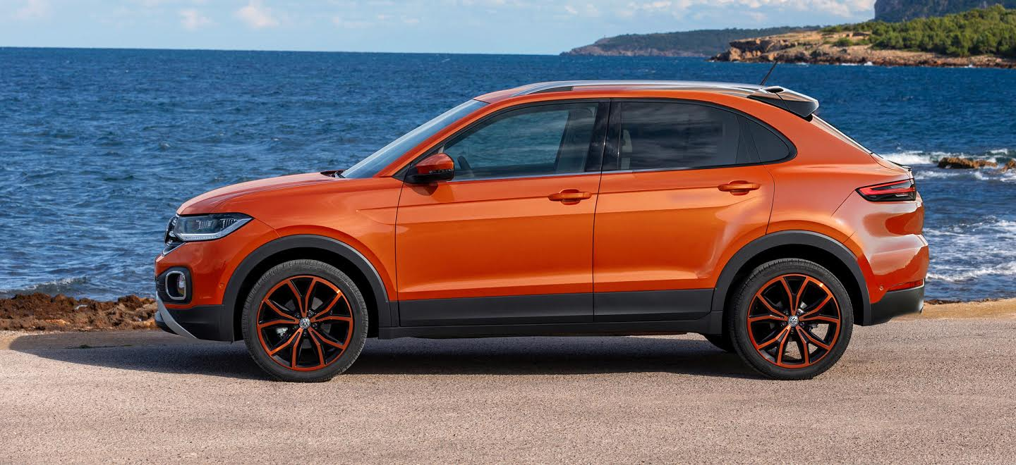 VW T-Cross Coupe
