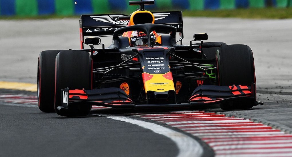 Formuła 1 GP Węgier Red Bull Verstappen