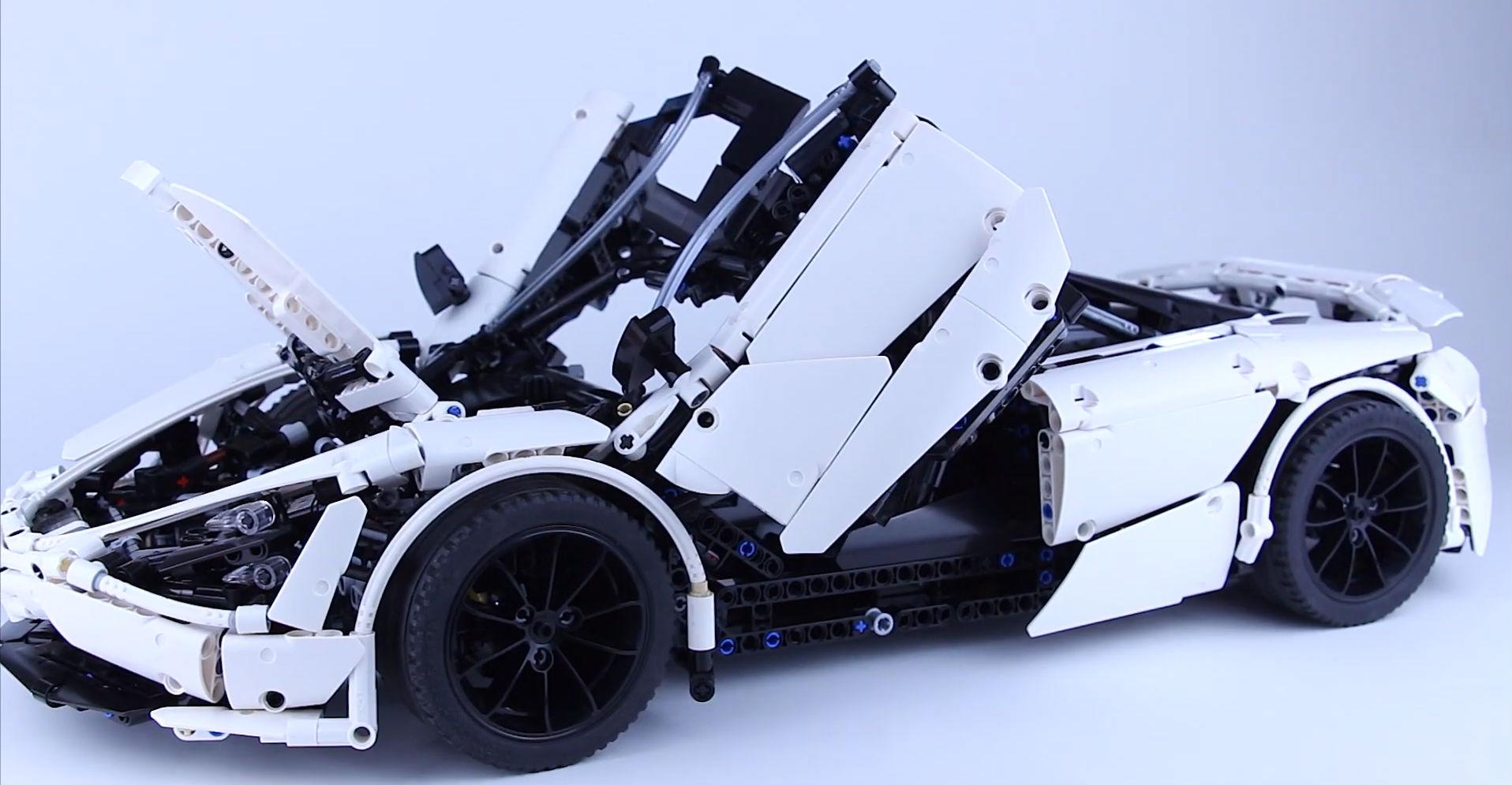 MOC Lego McLaren S720
