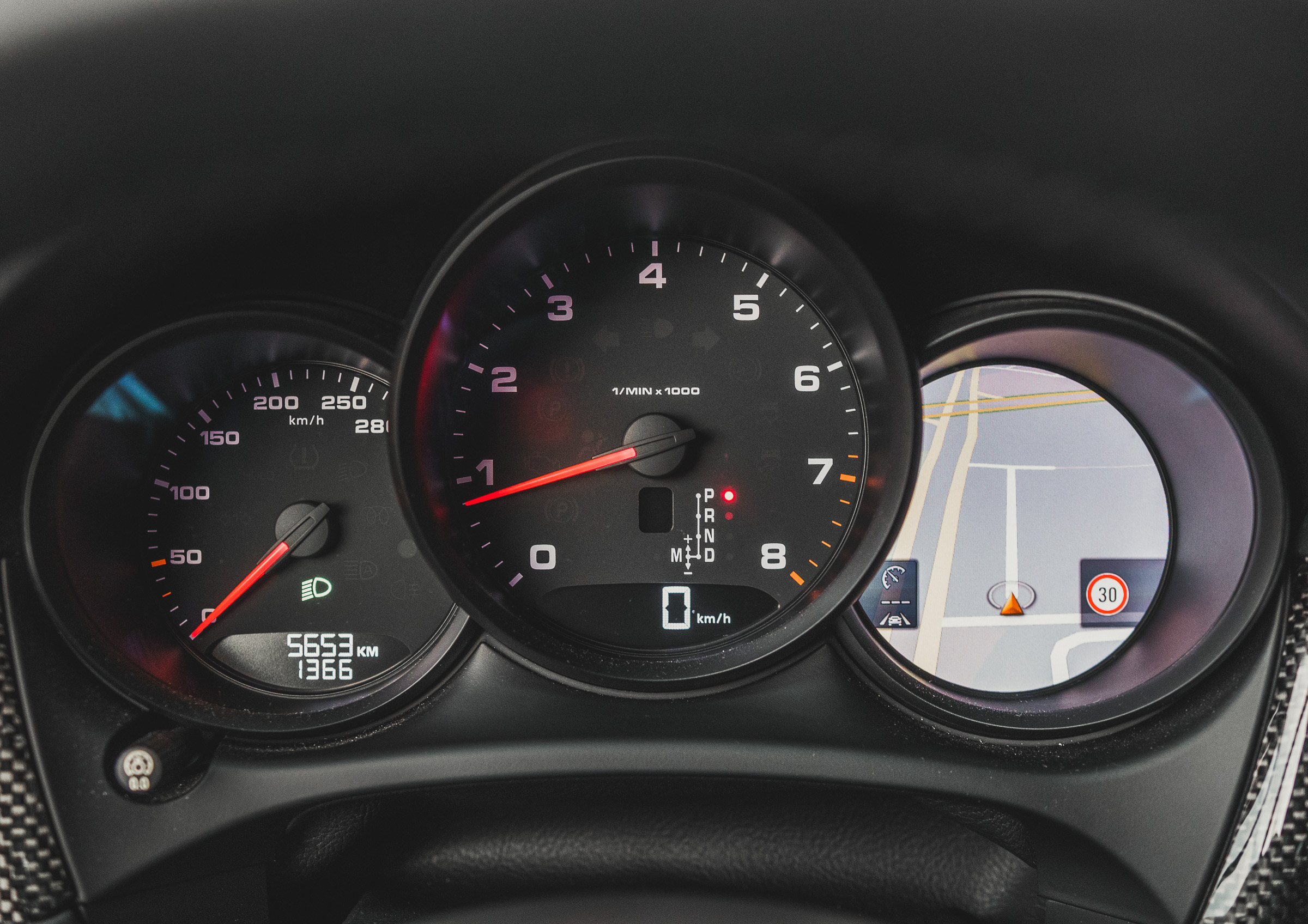 Porsche Macan 2019 test