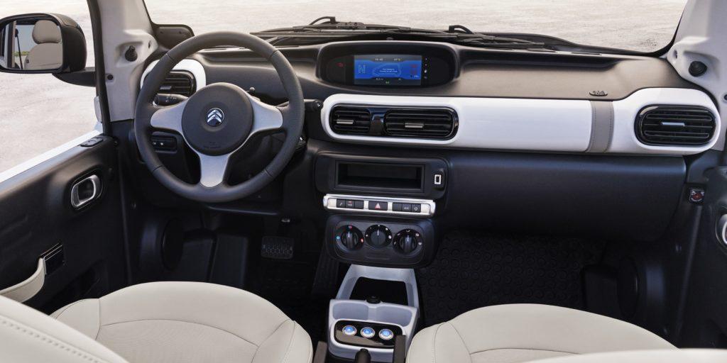 używany samochód elektryczny Citroen E-Mehari