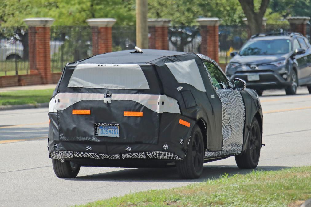 elektryczny ford zdjęcia