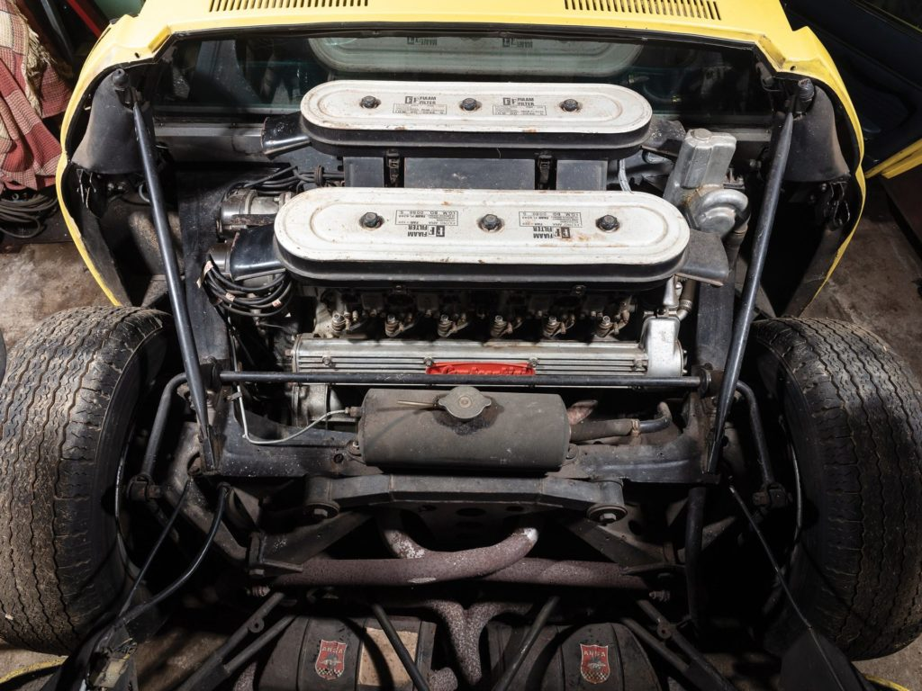 Lamborghini Miura aukcja