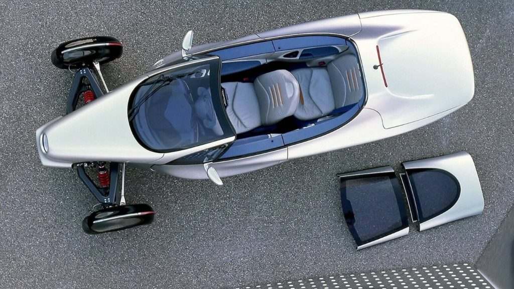 Mercedes F 300 Life Jet