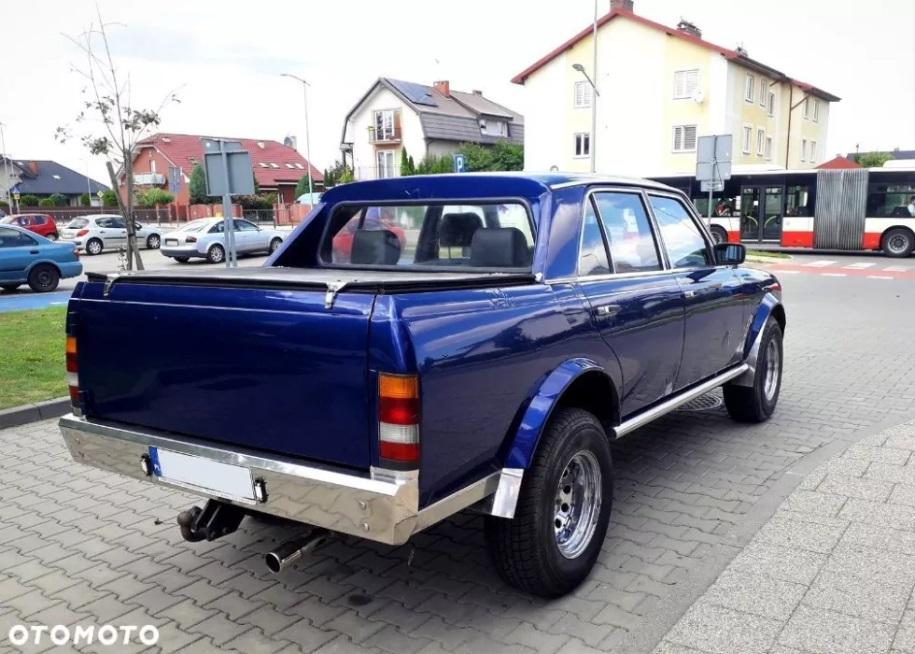 mercedes w123 pickup